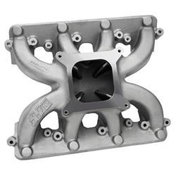 Chevrolet Performance 88958675 - Chevrolet Performance Carbureted LS1/LS6 Intake Manifolds
