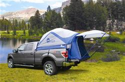 sportz tents by napier 57 series truck tents 57022 free shipping on orders over 99 at summit. Black Bedroom Furniture Sets. Home Design Ideas