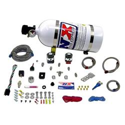 Nitrous Express 90096JP 50-750 HP 6-Cylinder SX2 Dual Stage Nozzle System Jet Pack