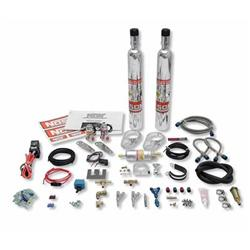 Nitrous Oxide Systems (NOS) 03012-OZPNOS - NOS Motorcycle and ATV Fogger Nitrous Systems