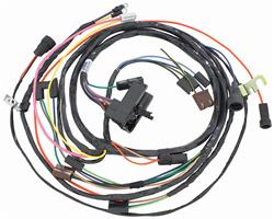 Superb Chevrolet El Camino Restoparts Supplied Engine Wiring Harnesses Wiring 101 Photwellnesstrialsorg