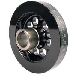 SFI Approved Steel Harmonic Balancer for Small Block Ford Powerbond Balancers PB1082-SS 28oz
