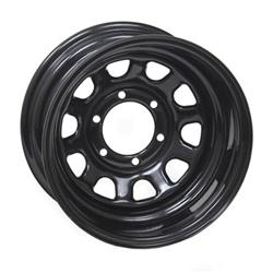 Pro Comp Wheels 52-65983 - Pro Comp Xtreme Rock Crawler Series 52 Black Wheels