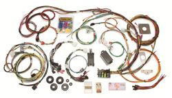 painless performance 22 circuit 1965 66 mustang chassis harnesses rh summitracing com