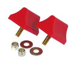 Prothane 19-1311 Red 4-1//2 Multi-Mount Suspension Bump Stop