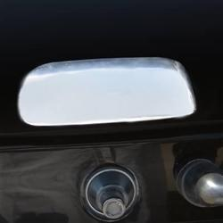 Putco 401021 - Putco Chrome Trim Tailgate Handle Covers