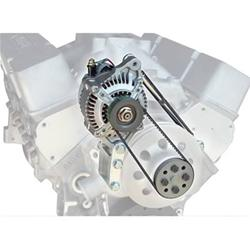 powermaster 8-803 - powermaster high mount racing alternator kits