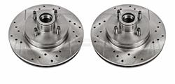 Brake Rotor StopTech 126.61026CSL