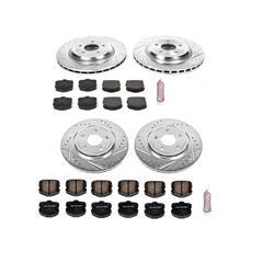 Power Stop K1445 - Power Stop Z23 Evolution Sport Brake Upgrade Kits