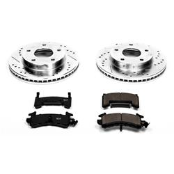 Autospecialty KOE1985 1-Click OE Replacement Brake Kit Power Stop