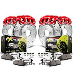 VIBE Power Stop Z26 Street Warrior Performance Brake Kits with Calipers  KC2317-26