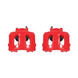 Power Stop S3192 Red Powder-Coated Performance Caliper
