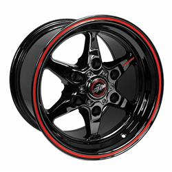 Race Star 93 Truck Star Black Chrome Wheels 93 510853bc