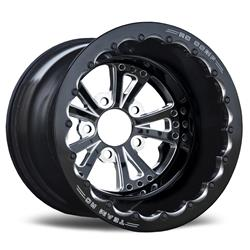 RC Components CSG855B1E-03E - RC Components Hammer Eclipse Gloss Black Wheels