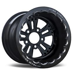 RC Components CSG855B1E-04B - RC Components Fusion Gloss Black Wheels