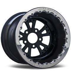 RC Components CSG853B1P-01B - RC Components Torx Gloss Black Wheels