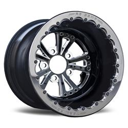 RC Components CSG852B1P-03E - RC Components Hammer Eclipse Gloss Black Wheels