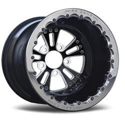RC Components CSG851B1P-04EP - RC Components Fusion Eclipse Prism Gloss Black Wheels