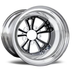 RC Components CSG852P-03E - RC Components Hammer Eclipse Gloss Black Wheels