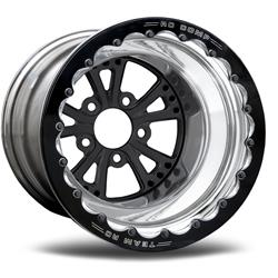 RC Components CSG853P1E-02B - RC Components Exile Gloss Black Wheels