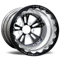 RC Components CSG853P1E-04E - RC Components Fusion Eclipse Gloss Black Wheels