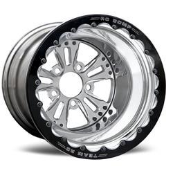 RC Components CSG852P1E-04P - RC Components Fusion Polished Wheels