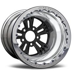 RC Components CSG853P1P-04B - RC Components Fusion Gloss Black Wheels