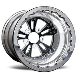 RC Components CSG853P1P-04E - RC Components Fusion Eclipse Gloss Black Wheels
