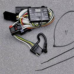 reese towpower 74658 - reese towpower vehicle towing wiring harness adapters