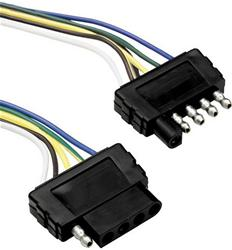 Reese Towpower Vehicle Towing Wiring Harness Connectors 85215 - Free on towing light harness, ford focus trailer harness, towing cable, towing wiring connectors, dodge ignition wire harness, car towing harness, towing stone guards, towing accessories,