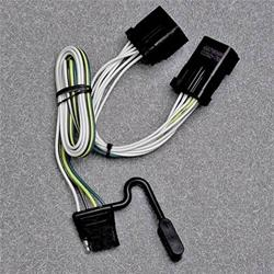 reh 85253_w_ml reese towpower vehicle towing wiring harness adapters 85253 free reese wiring harness at mifinder.co