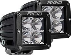 Rigid Industries 202113 - Rigid Industries D-Series Dually Lights