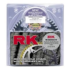 RK Chain 1022-048ZK - RK Off-Road Chain and Sprocket Kits