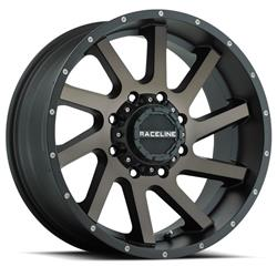 Raceline Wheels 932DM-29072+20 - Raceline Wheels Wheels