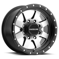 Raceline Wheels 935M-8908118 - Raceline Wheels Wheels