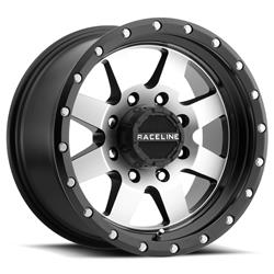 Raceline Wheels 935M-79080-00 - Raceline Wheels Wheels