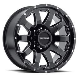 Raceline Wheels 938M-29055-00 - Raceline Wheels Wheels