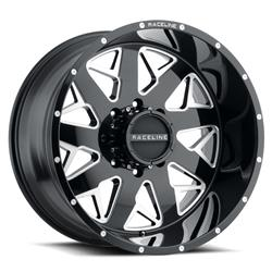 Raceline Wheels 939M-21081-19 - Raceline Wheels Wheels