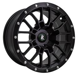 Remington Off-Road RT14704310SB - Remington Wheels RTC Series Satin Black Wheels