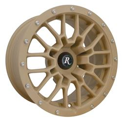 Remington Off-Road RT12704410DT - Remington Wheels RTC Series Desert Tan Wheels
