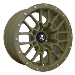 Remington Off-Road RT1270495ODG - Remington Wheels RTC Series Olive Drab Green Wheels