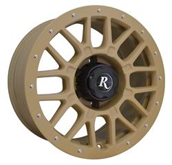Remington Off-Road RT189073-16DT - Remington Wheels RTC Series Desert Tan Wheels