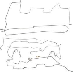 Brake Hydraulic Line Kit Dorman 919-242