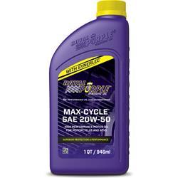 Royal Purple Max-Cycle Motor Oil 01316
