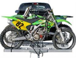 Rage Powersport Products AMC-600-2 - Rage Powersport Double Dirt Bike Carriers