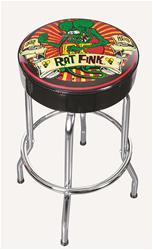 rat fink rnv22 rat fink garage hero shop stool