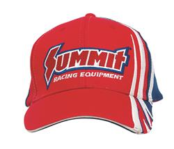 c9473a17c7 Summit Racing Equipment® Shockwave Embroidered Caps SMC23