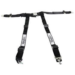 rtb 468 blk_ml retrobelt 4 point seat belt harnesses 468 blk free shipping on