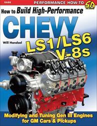SA Design SA86 - SA Design How to Build High-Performance Chevy LS1/LS6 V-8s