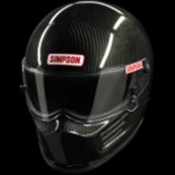 c8f49f0a Simpson Carbon Bandit Series Helmets 620002C-F - Free Shipping on ...